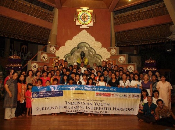 Indonesian Youth Celebrates UN World Interfaith Harmony Week